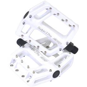 NC-17 Sudpin I Pro Pedaler hvid